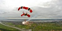 Pyro over Essex